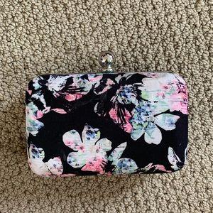 Beautiful floral clutch